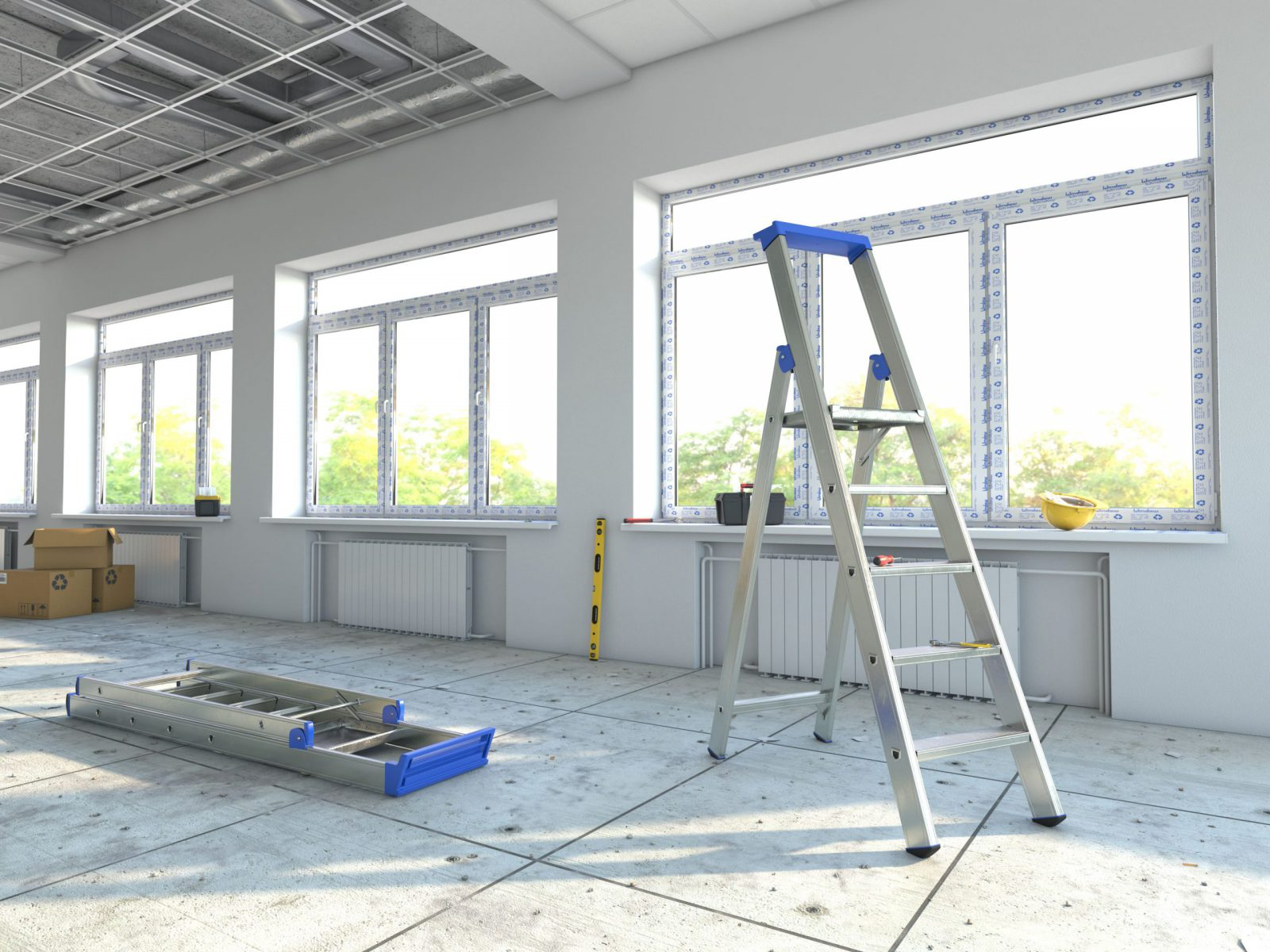 building-renovation-London-commercial-renovation-contractors-London